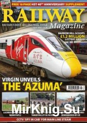 The Railway Magazine 2016-04