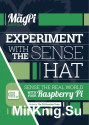 The MagPi Essentials -  Experiment with the Sense HAT