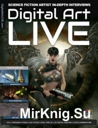 Digital Art Live July 2016