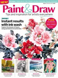 Paint & Draw — Issue 3 — Christmas 2016