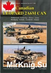 Canadian Leopard 2A6M CAN (Tankograd International Special 8002)