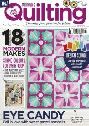 Love Patchwork & Quilting №47 2017