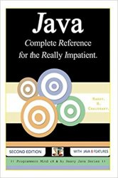 Java: Complete Reference for the Really Impatient, 2nd Revised Edition