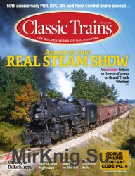 Classic Trains 2018 Spring