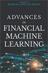 Advances in Financial Machine Learning