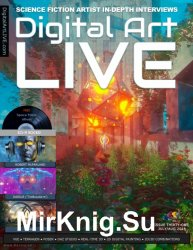 Digital Art Live Issue 31 2018