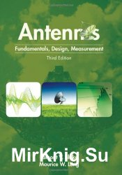 Antennas: Fundamentals, Design, Measurement,  3rd Edition