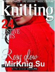 Knitting Magazine - December 2018