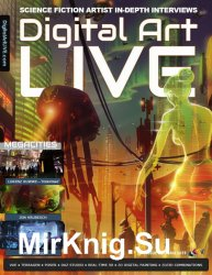Digital Art Live Issue 36 2019