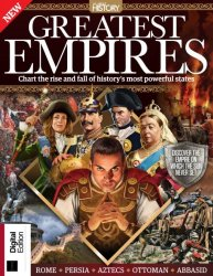 All About History: Greatest Empires (1st Edition, 2018)