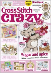 Cross Stitch Crazy №258 2019