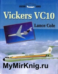Vickers VC10 (Crowood Aviation Series)