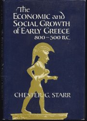The Economic and Social Growth of Early Greece, 800–500 B.C.