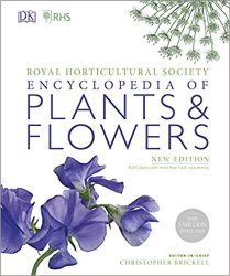 RHS Encyclopedia of Plants and Flowers, UK Edition