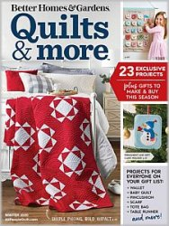 Quilts and More - Winter 2020