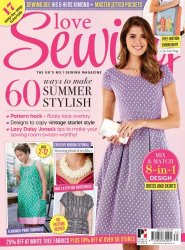 Love Sewing № 30 2016