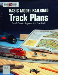 Basic Model Railroad Track Plans: Small Starter Layouts You Can Build
