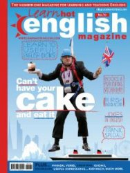 Learn Hot English Magazine - Issue 214