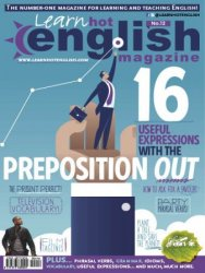 Learn Hot English Magazine - Issue 216