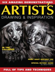 Artists Drawing & Inspiration - Issue 37