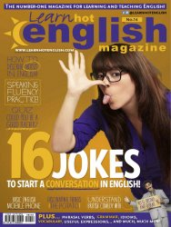 Learn Hot English Magazine - Issue 218
