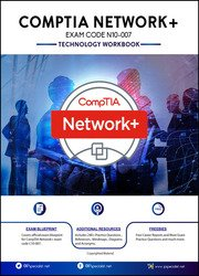 CompTIA Network+ Exam: N10-007: Technology workbook | Latest 2020 Edition with free quick reference sheet and practice questions