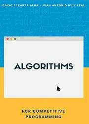 Algorithms: For Competitive Programming