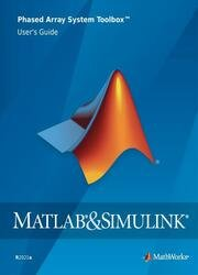 MATLAB & Simulink Phased Array System Toolbox User's Guide (R2021a)