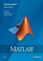 MATLAB Wavelet Toolbox User's Guide (R2021a)